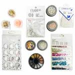 Материалы для дизайна и декора ногтей