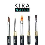 Кисти Kira Nails
