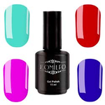 "Гель-лаки Komilfo ""Deluxe Series Color Gel Polish"" 15 мл"