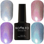 Гель-лаки Komilfo Holographic Collection