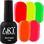 Гель-лаки ART Neon Collection