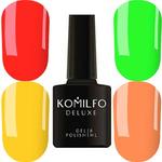 Гель-лаки Komilfo Kaleidoscopic Collection